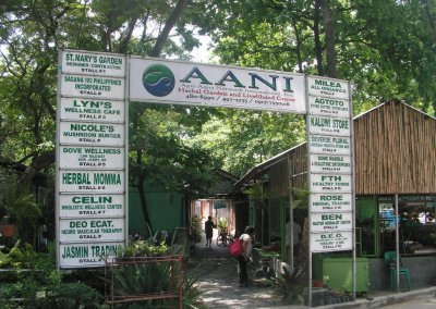 AANI herbal garden
